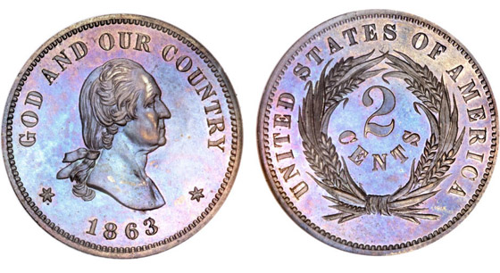 Washington pattern 1863