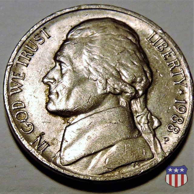 Jefferson (1938-2003) 1988 (Philadelphia)