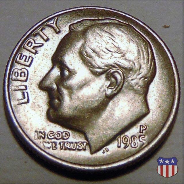 Roosevelt (1946 to Date) 1985 (Philadelphia)