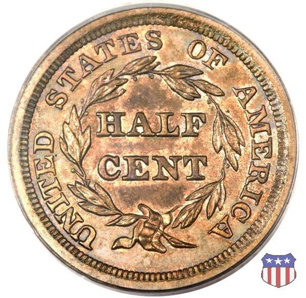 Braided Hair (1840-1857) 1852 (Philadelphia)