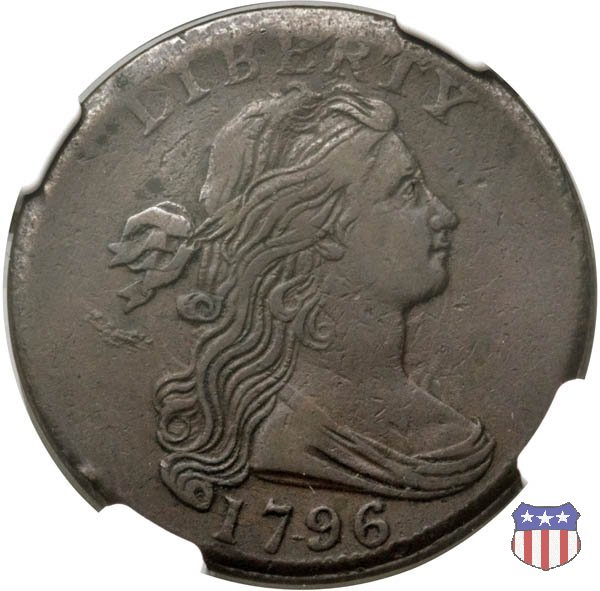 Draped Bust (1796 - 1807) 1796 (Philadelphia)
