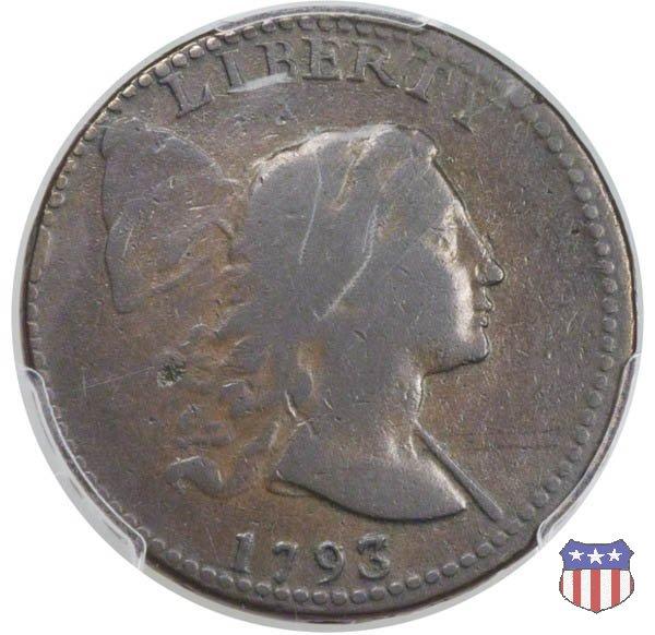 Liberty Cap (1793-1796) 1793 (Philadelphia)